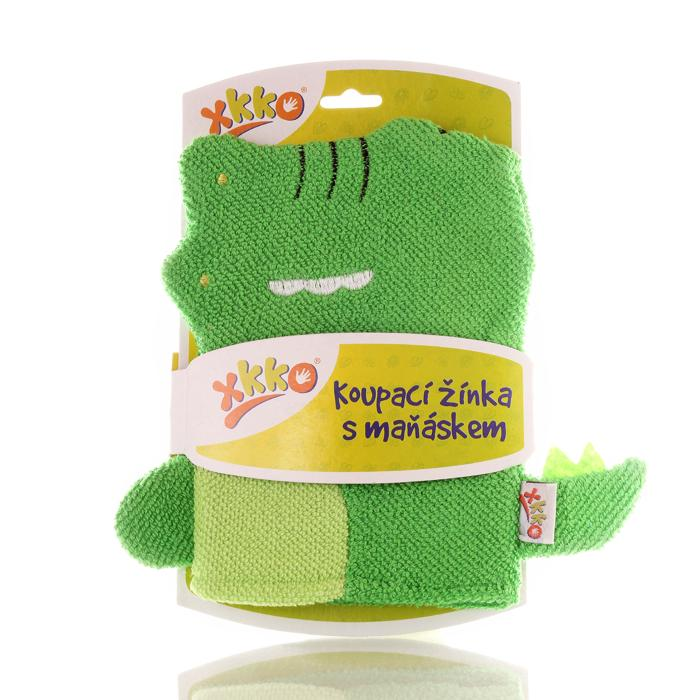XKKO Žínka s maňáskem (BA) - Krokodýl