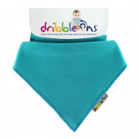 Dribble Ons Bright Turquoise