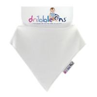 Dribble Ons Classic - White 3x1ks VO bal.