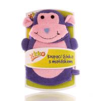 XKKO Žínka s maňáskem (PE) - Opička