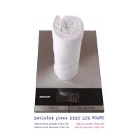 Vysokogramážní dětské pleny XKKO LUX 80x80cm  - Bílé 20x10ks VO bal.