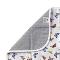 Pratelná přebalovací podložka XKKO 50x70 - Butterflies