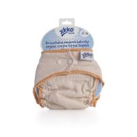 Plenkové kalhotky XKKO Organic - Natural Velikost S