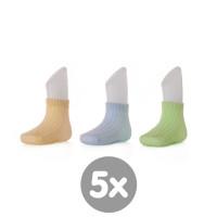 Ponožky XKKO BMB Pastels For Boys VO bal.