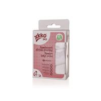 Ponožky XKKO BMB Pastels White VO bal.