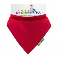 Dribble Ons Brights Red