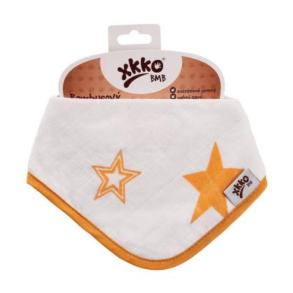 Bambusový slintáček XKKO BMB Orange Stars