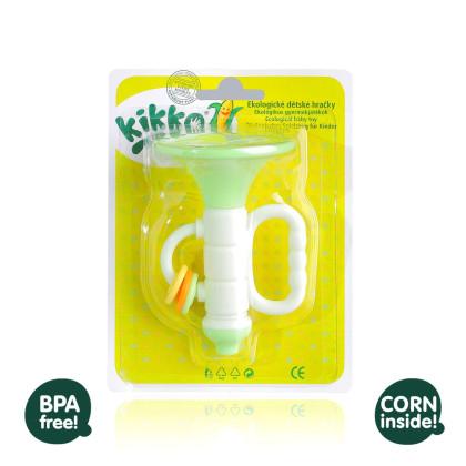 Ekologická hračka XKKO ECO - Trumpetka