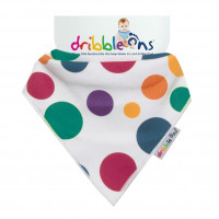 Dribble Ons Designer - Circus Spots 3x1ks VO bal.