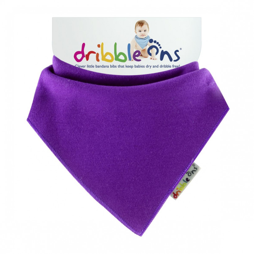 Dribble Ons Bright Grape