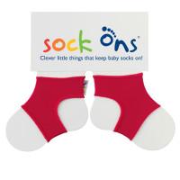 Sock Ons Bright - Red  5x1pár VO bal.