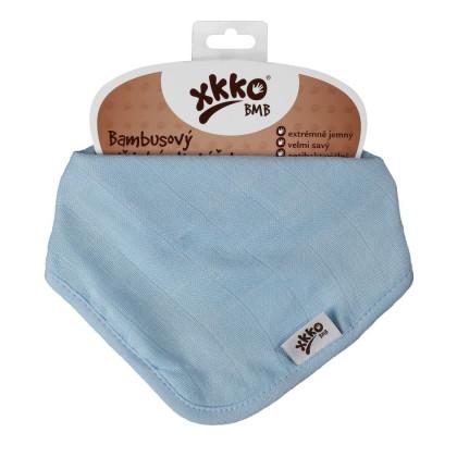 Bambusový slintáček XKKO BMB - Baby Blue
