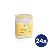 Vícevrstvé plenky XKKO (4/8/4) - Newborn Natural 24x6ks VO bal.