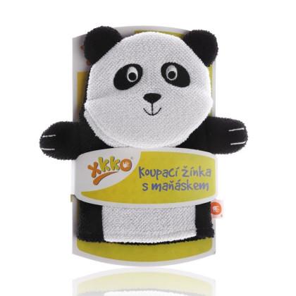 XKKO Žínka s maňáskem (BA) - Panda