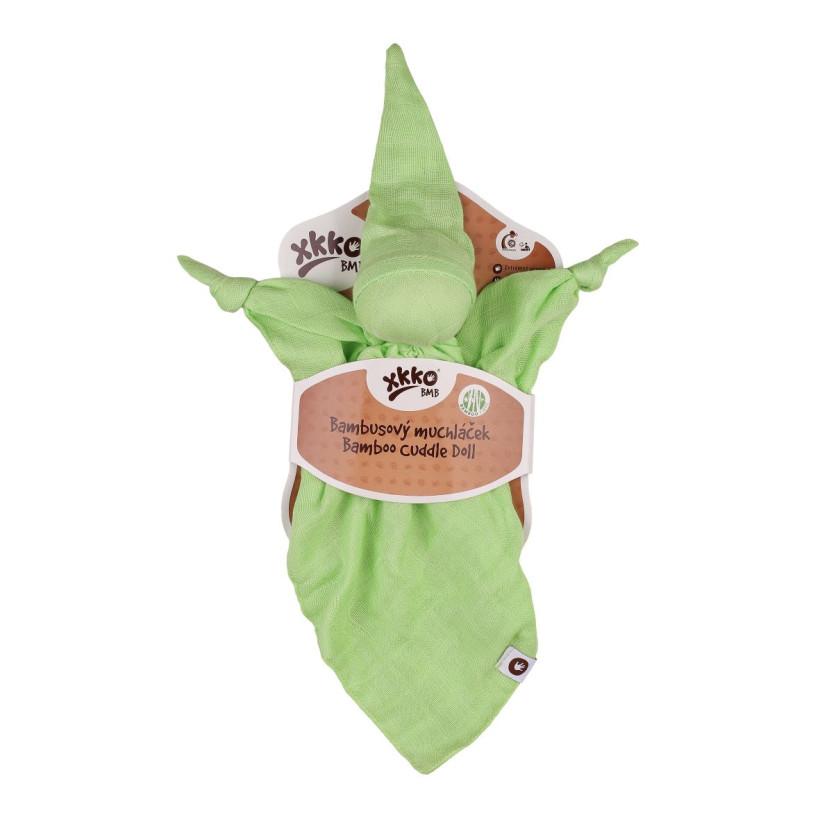 Bambusový muchláček XKKO BMB - Lime