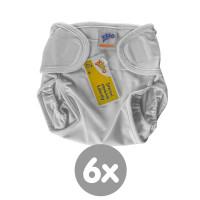 XKKO Svrchní PUL kalhotky - 6x1ks VO bal.