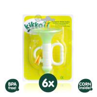 Ekologické hračky XKKO ECO - 6x Trumpetka VO bal.