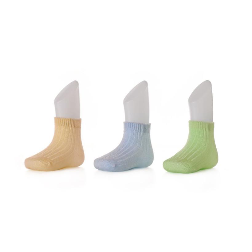 Ponožky XKKO BMB Pastels For Boys